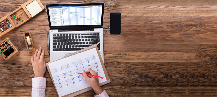 Tareas administrativas: un campo lleno de oportunidades