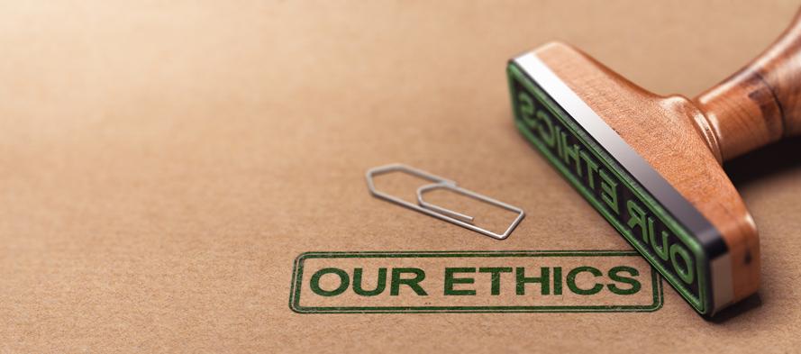 Ética y moral dentro de la empresa